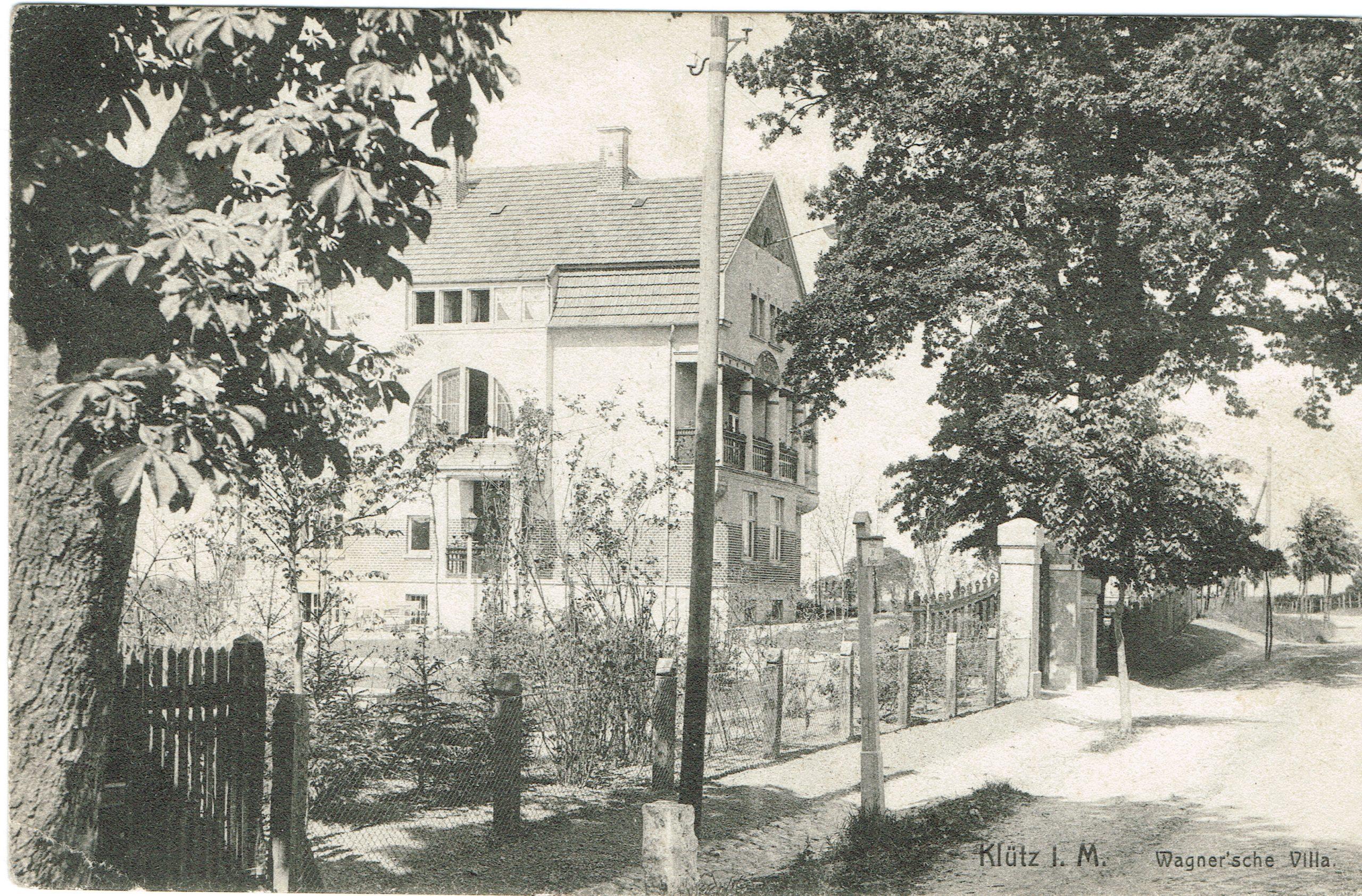 Villa Sassi 1913